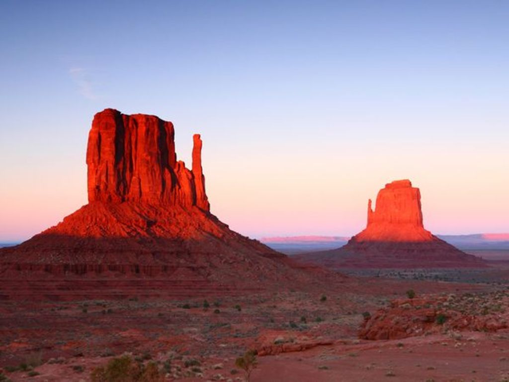 Monument Valley- 5 hours away