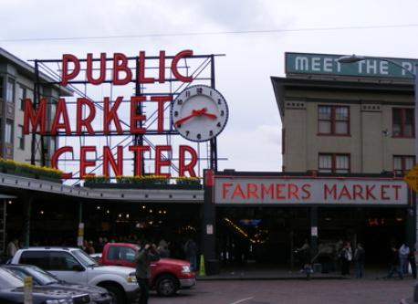 Downtown Seattle 30 minutes away