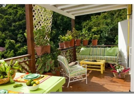 Covered deck/porch