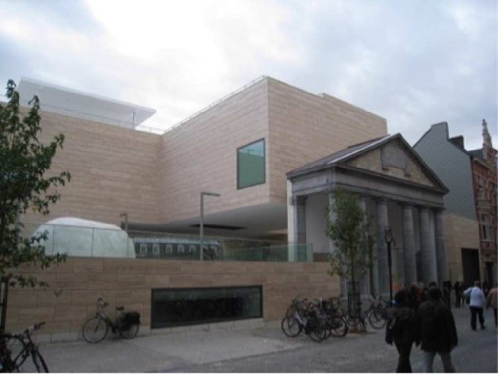 Leuven Museum M