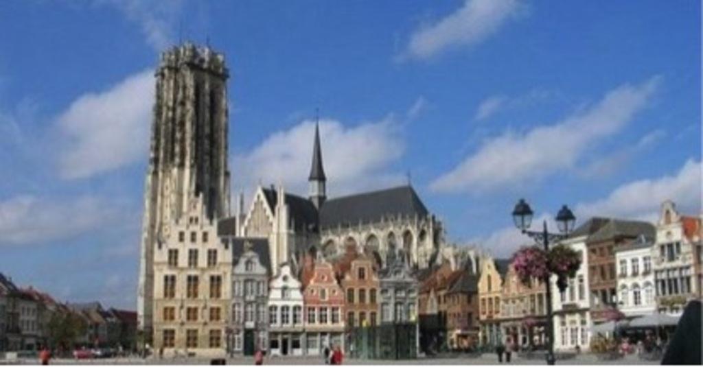 Mechelen Sint Rombouts