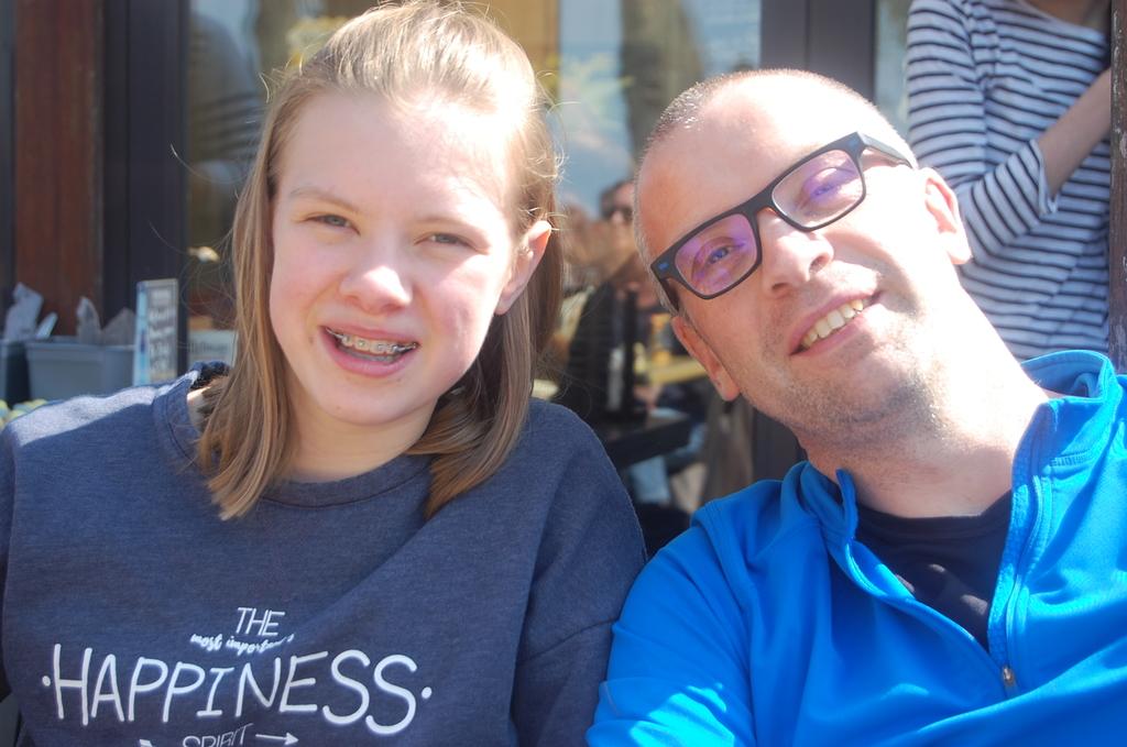 Dad & Emmy