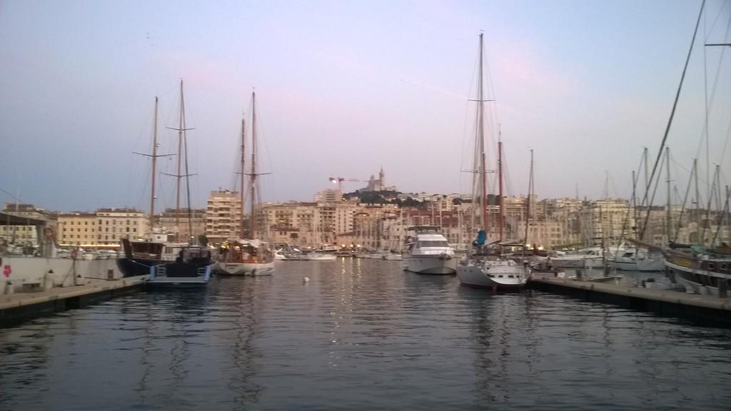City Life, Marseille