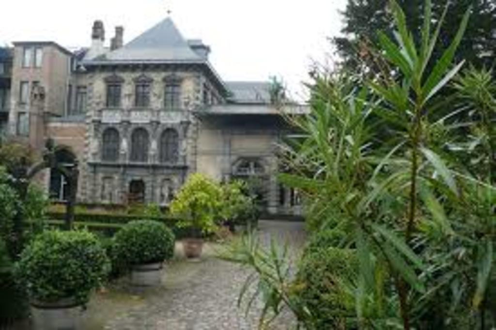 Garden Rubens house