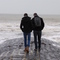 Jacques and Louis at the coast in Ostend / 1h15min. drive