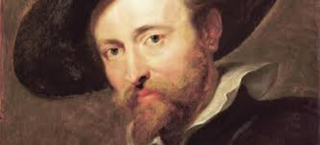 Portrait Rubens