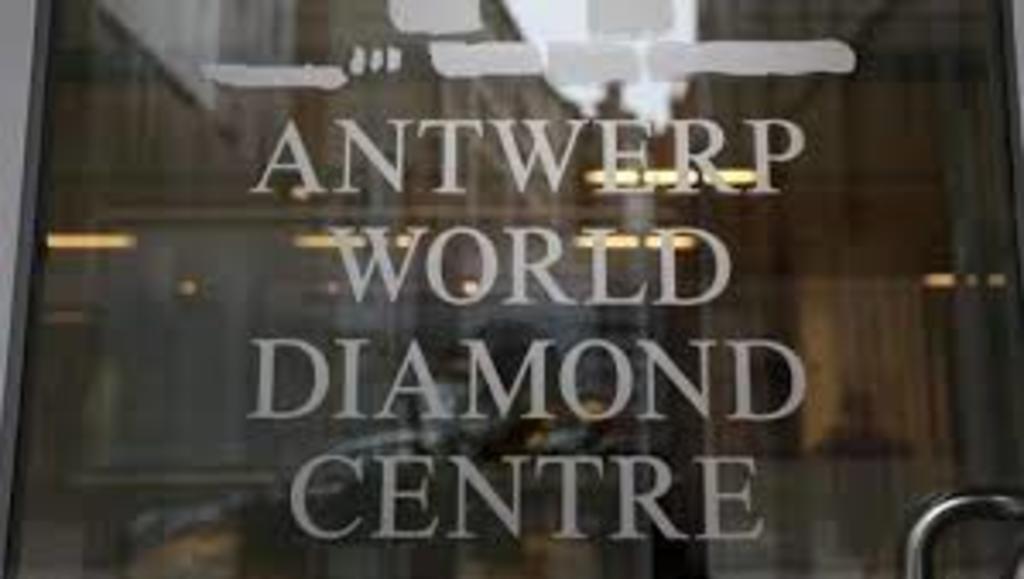 Diamonds in Antwerp