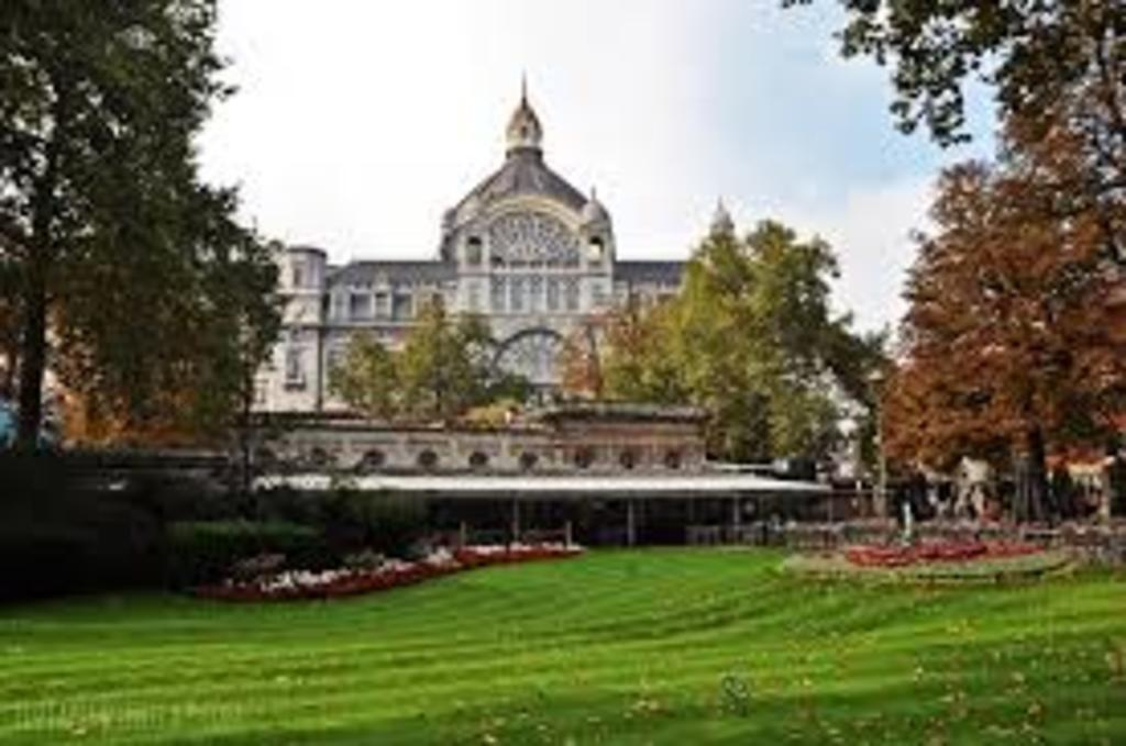 Central staion Antwerp