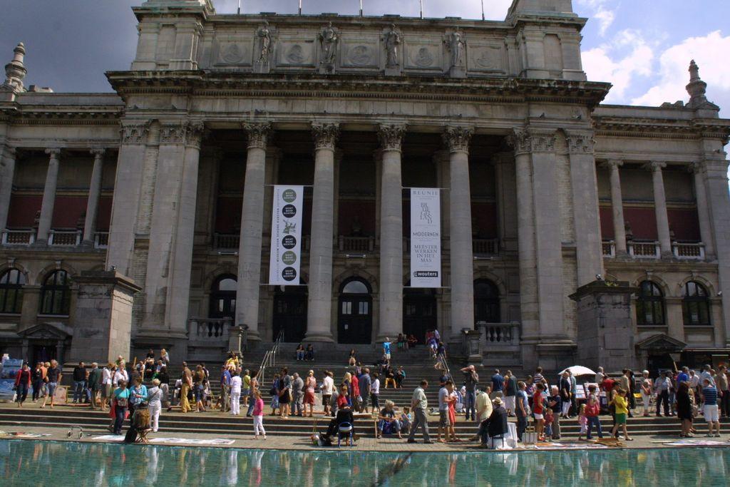 Museum / modern art