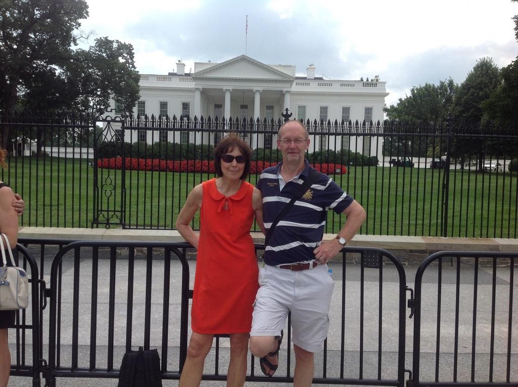 Juli 2015 white house Washington DC