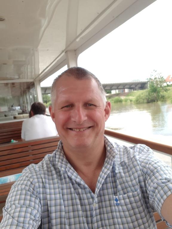 Philip, de Donau bij Regensburg, 2020