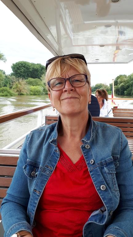 Marie Jeanne, de Donau bij Regensburg, 2020