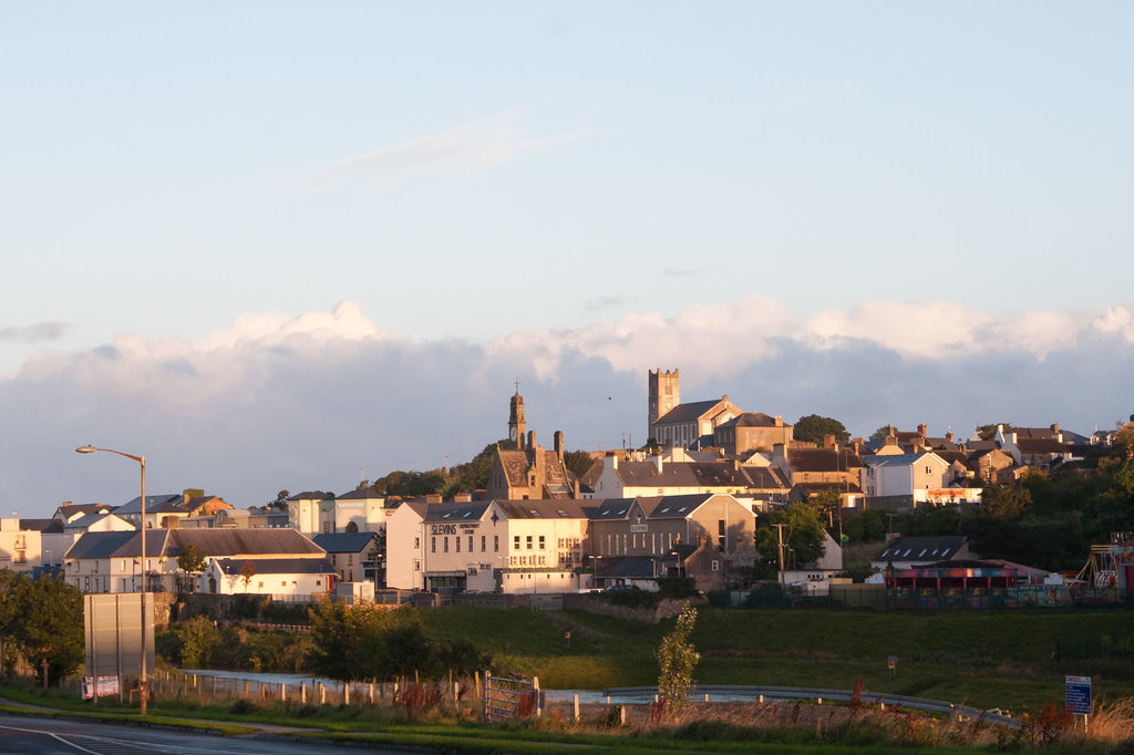 Overview of Ballyshannon
