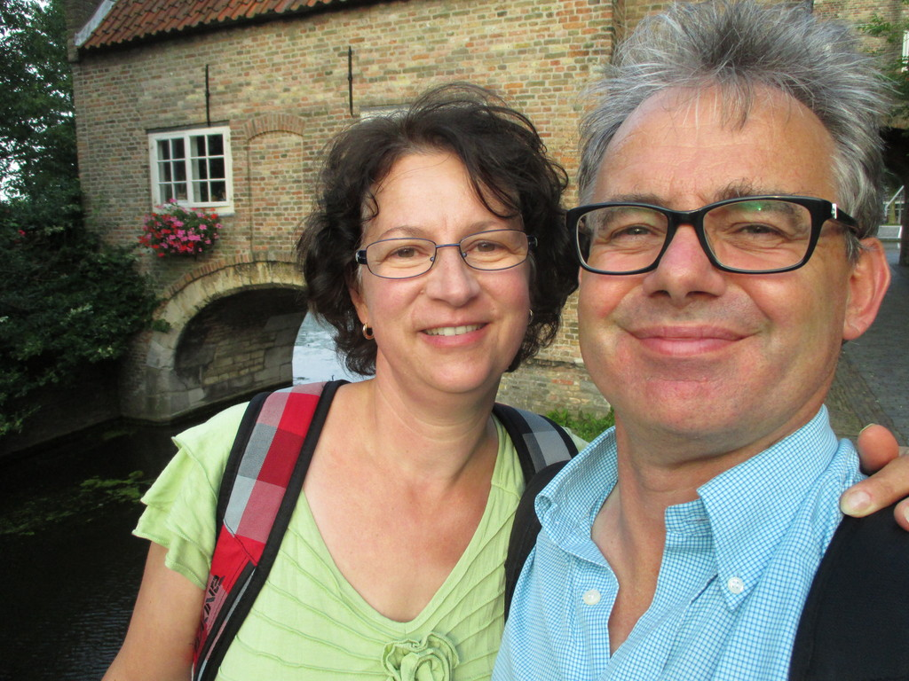 Muriel & Marius, Netherlands, 2014