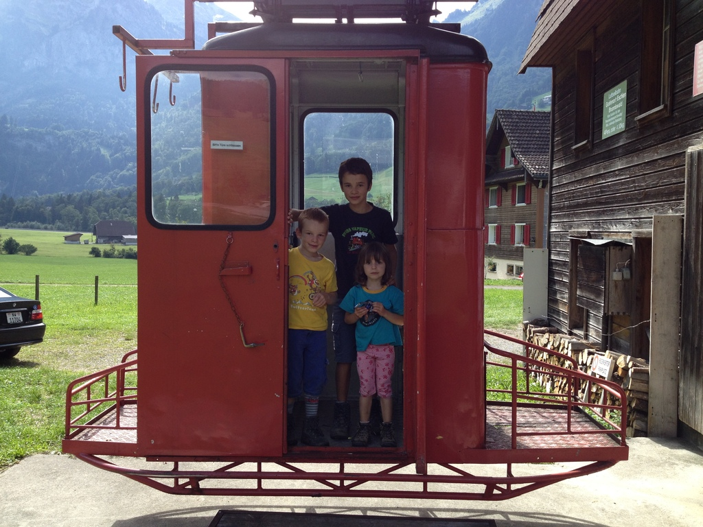 Seilbahnsafari in Nidwalden