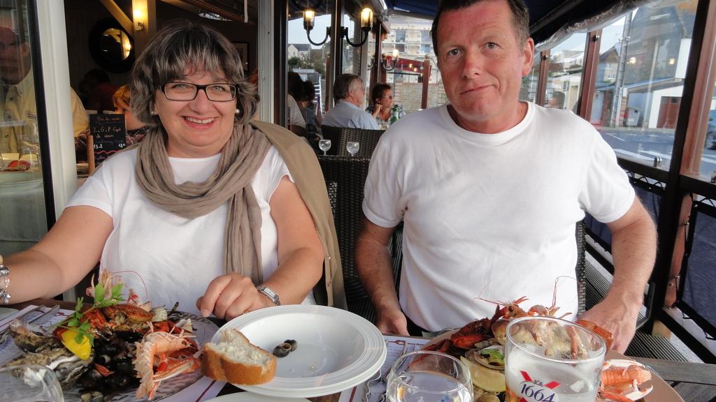 Margrit & Werner.