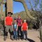 In Arizona under the giant Saguaros (2013)