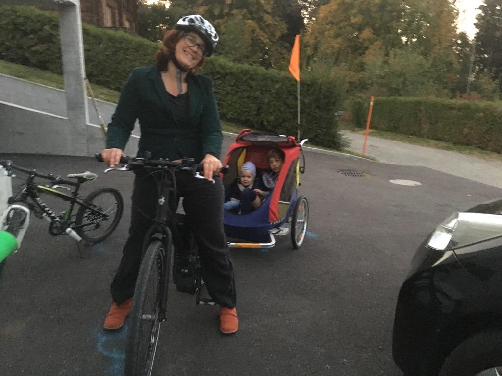 voiture ou vélo?