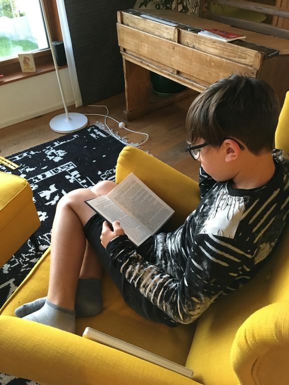 lire en vacances... que du bonheur!