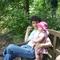 in Sarah Duke gardens, Durham NC