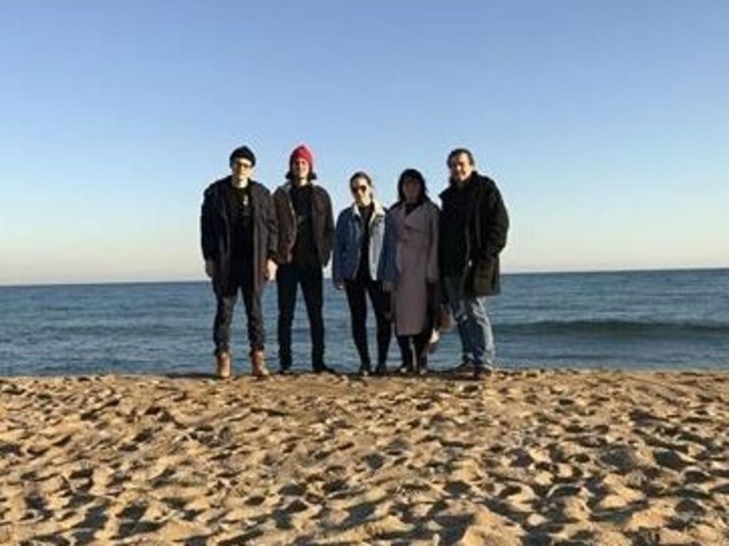 Marek, David, Adéla, Eva, Milan