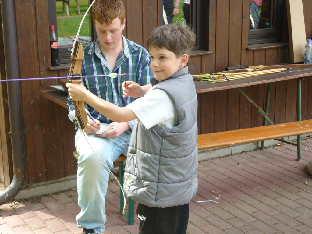 Archery, only eastern