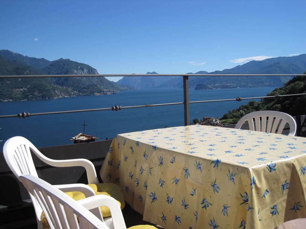 Terrace view west