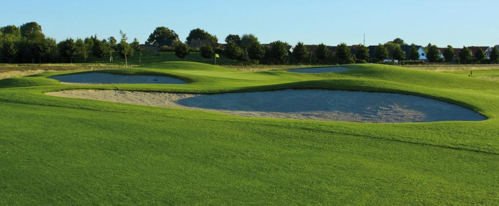 Golf- Rostock/ Warnemünde