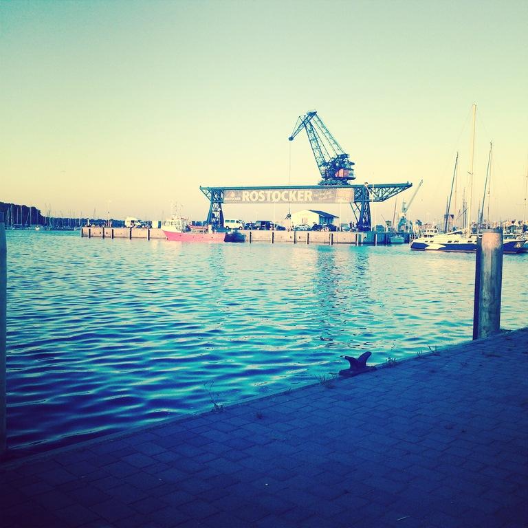 city port close to our home