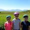 Cycling around Lake Chiemsee