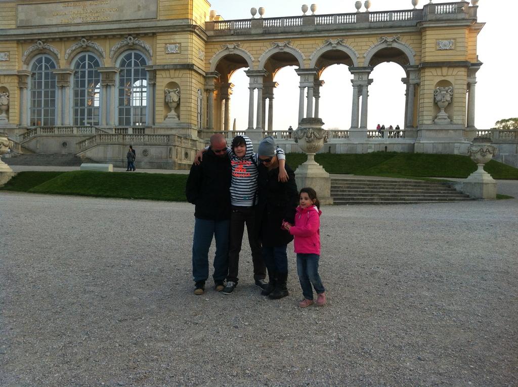 Schönbrunn in Vienna