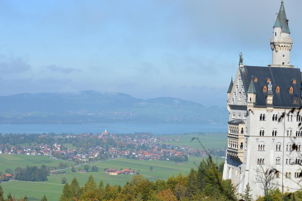 Füssen, castle Neuschwanstein