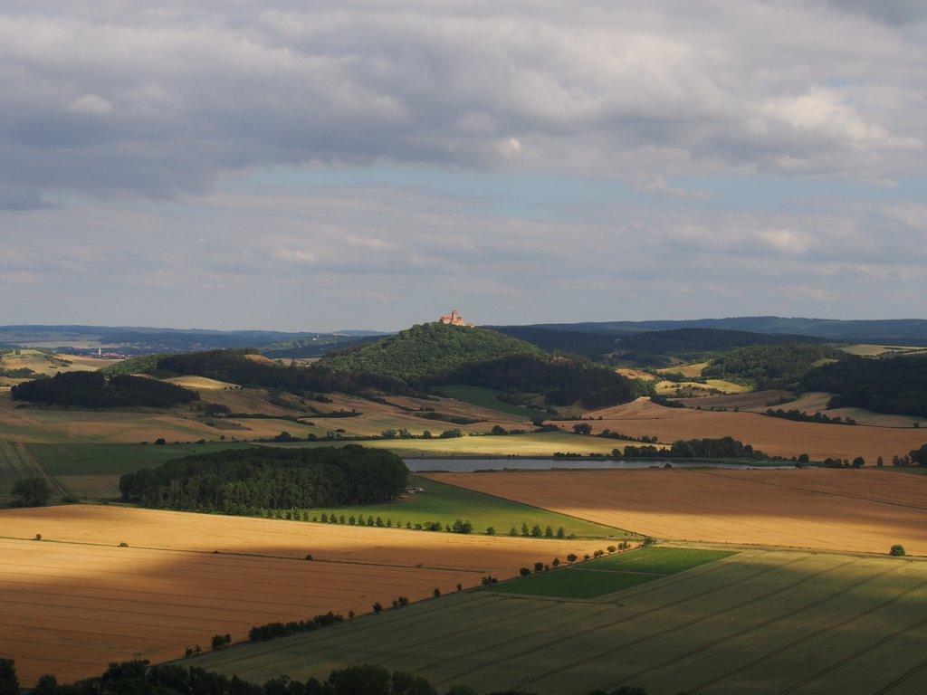 Wachsenburg der Drei Gleichen/ medieval castle