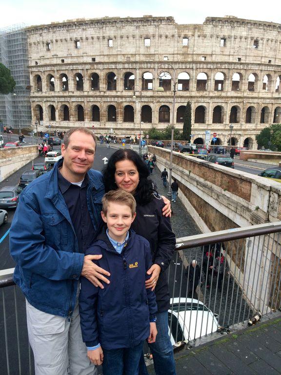 ... in Rom