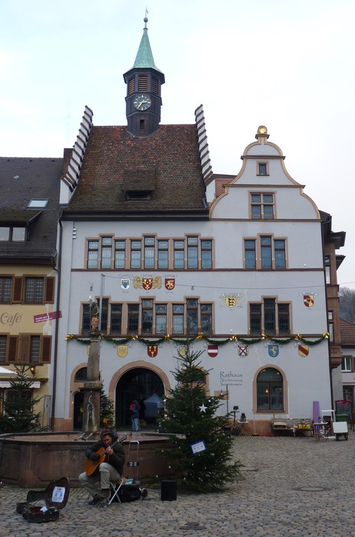 Staufen city hall