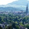 Freiburg is also called the Green City