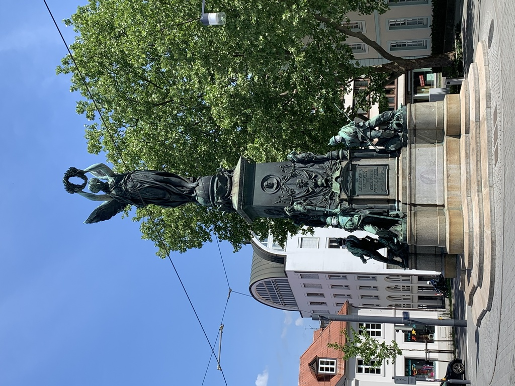 Siegesdenkmal (Victory Monument)