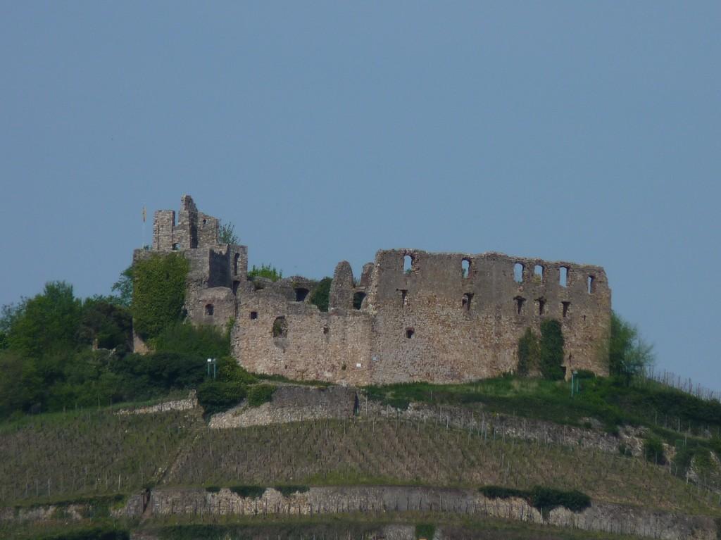 Staufen Castle (12th century), Markgräflerland