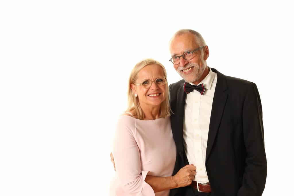 Hanna (67 Jahre) und Volker (70 Jahre)