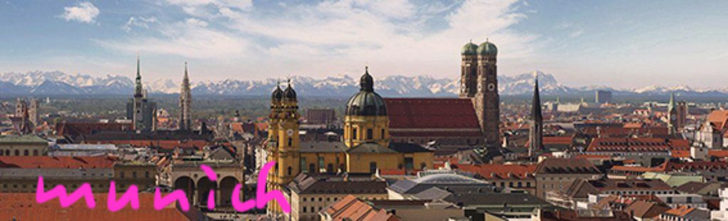 MUNICH    1 hour by train ore by car from Tegernsee