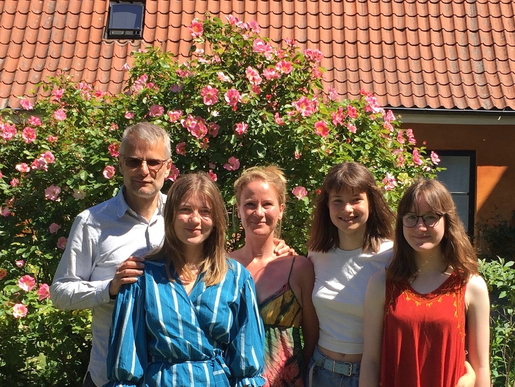 2020: Emil, Julie, Katrine, rose and Asta