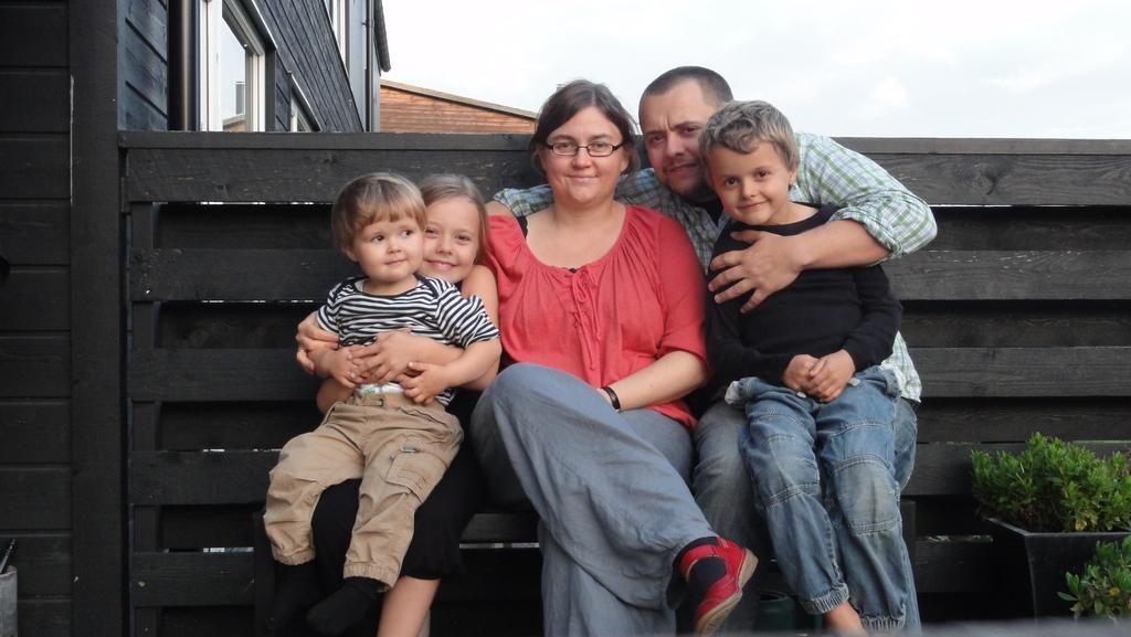 Our family - september 2011