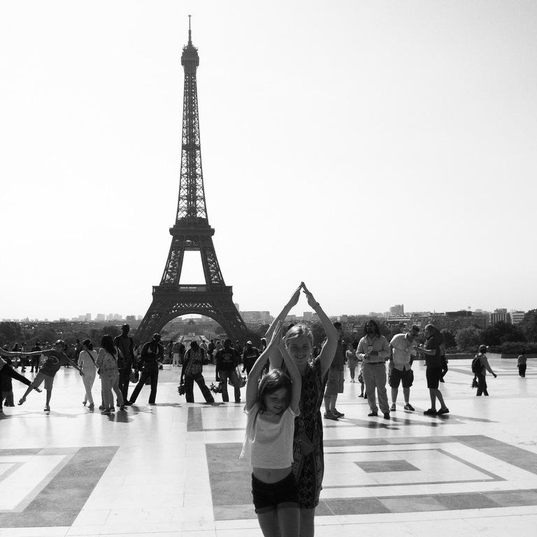Summer 2014 in Paris
