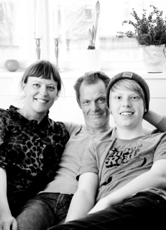 The Brostrup Family