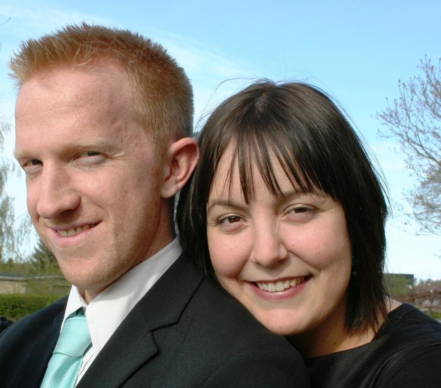 Daniel og Louise