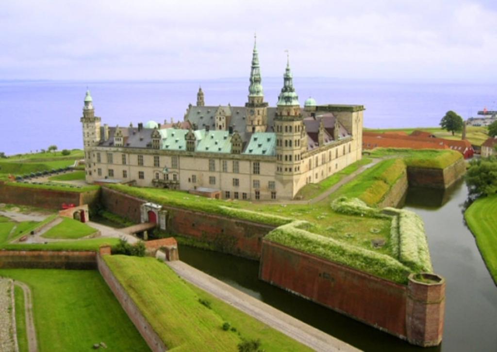Kronborg Castle - 6 km
