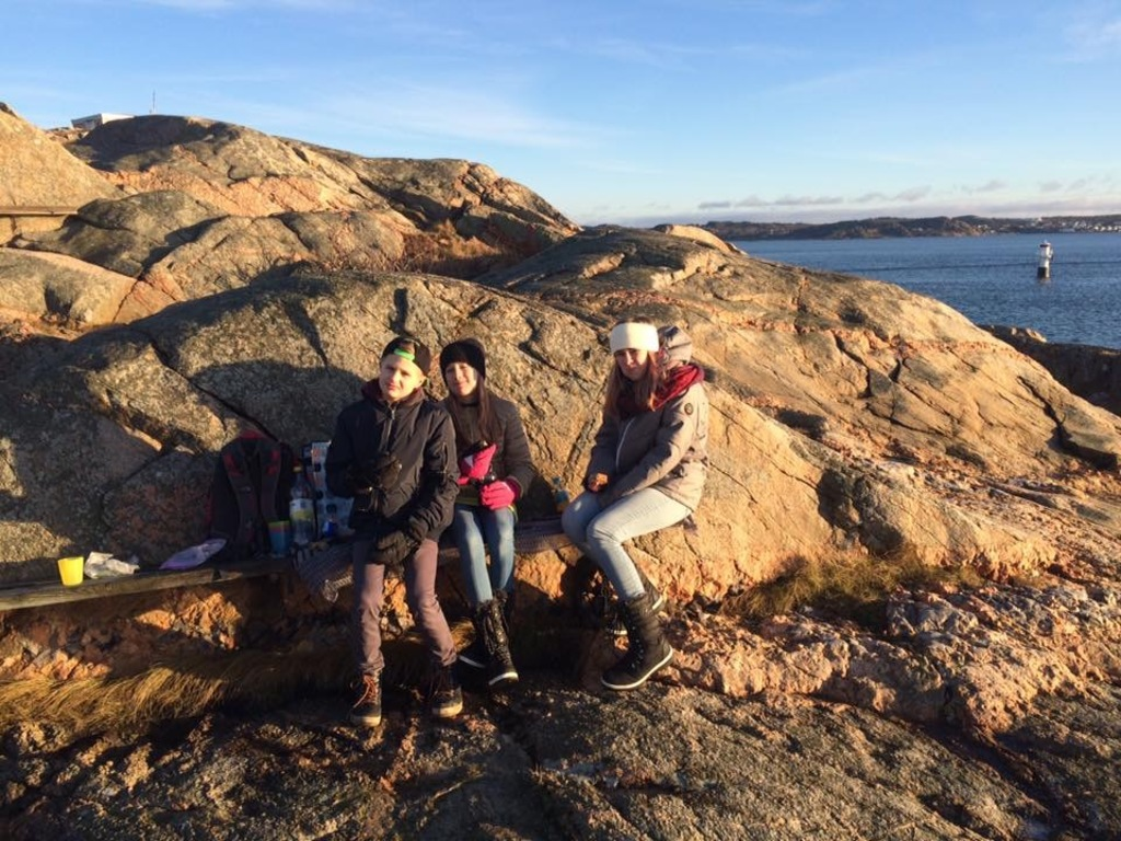 Visiting Lysekil in Sweden
