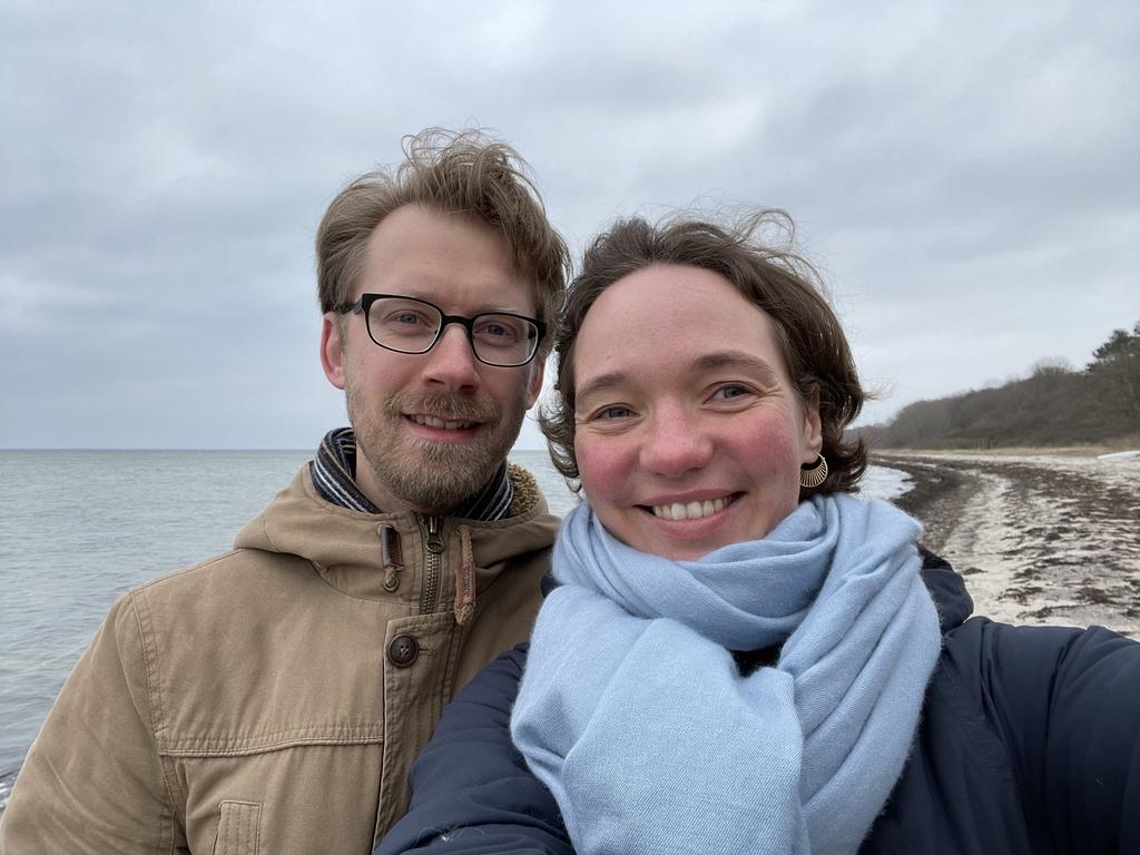 Kim and Helle, Langeland, Denmark, 2021