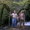 visitando el rio Ason