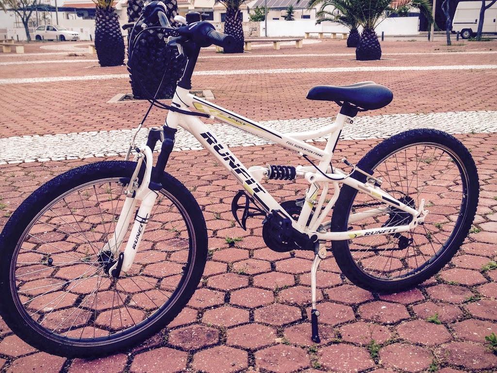 Gonzalo´s bike
